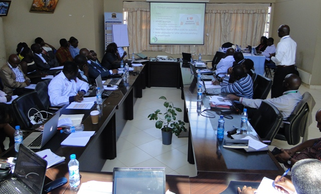 Grant Proposal Training Workshop