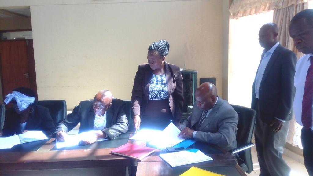 KIBU & JATONET Signs an MOU