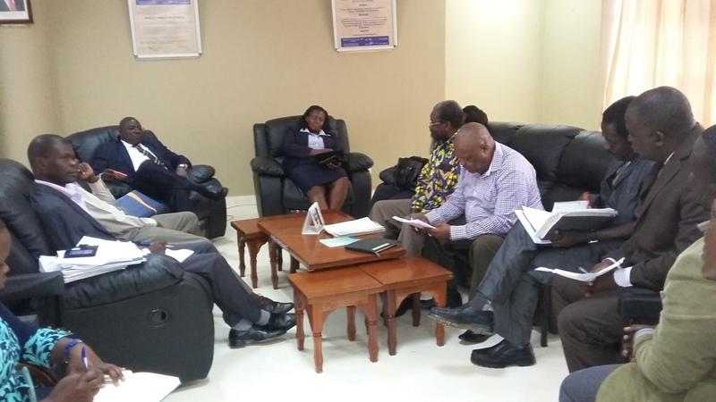 UASU National Officials Visit