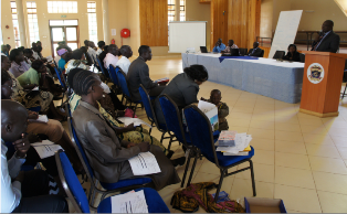 Bungoma Farmers Training Workshop on the Modern Farming Technology