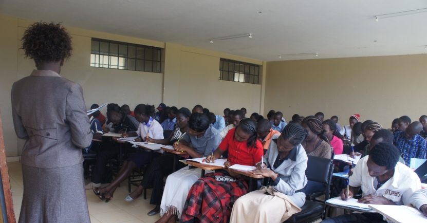 2015/2016 Semester One Teaching timetable