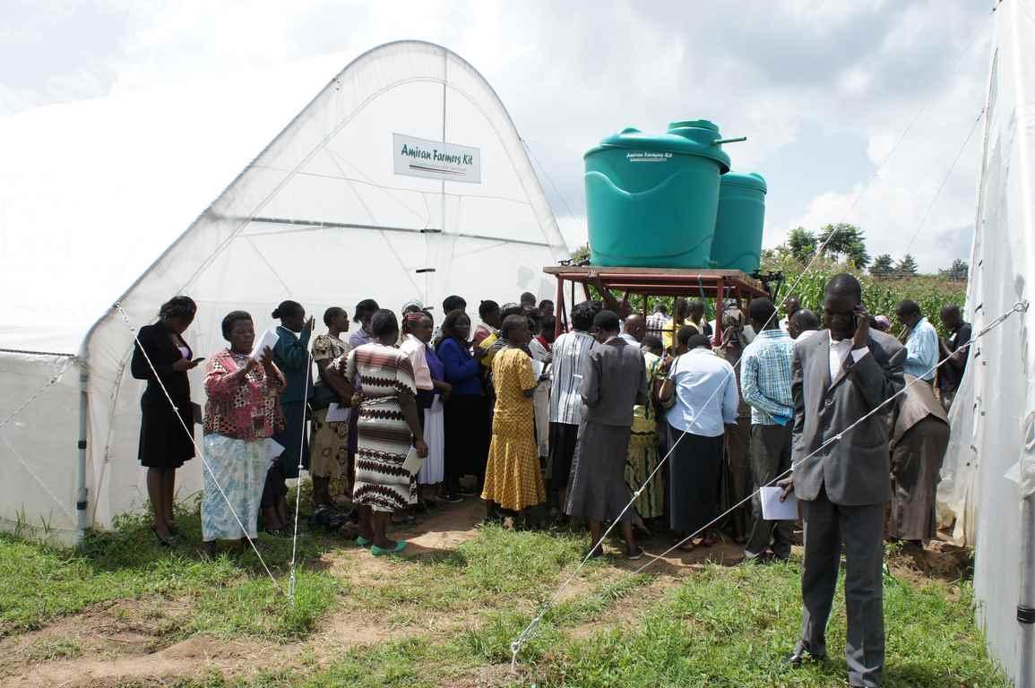 Bungoma Farmers Training