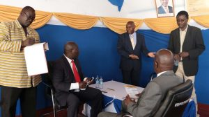 KIBU at Bungoma Show September1