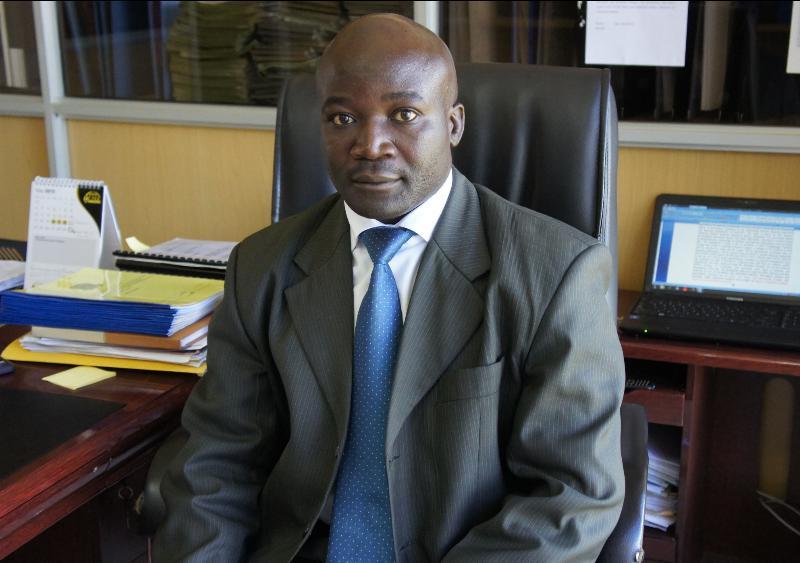 Mr Ronald Songoro Musina