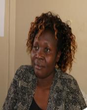 Mrs. Violet Ndombi