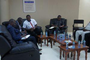 Nigerian High Commissioner to Kenya 1