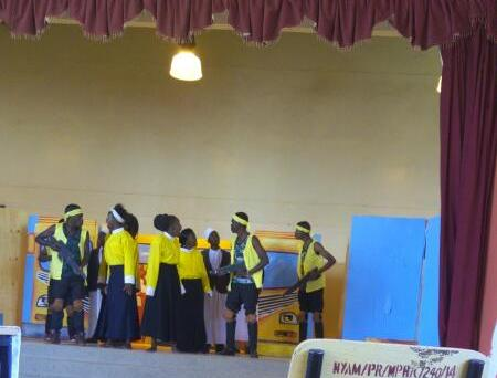KIBU Participate in Drama Festivals