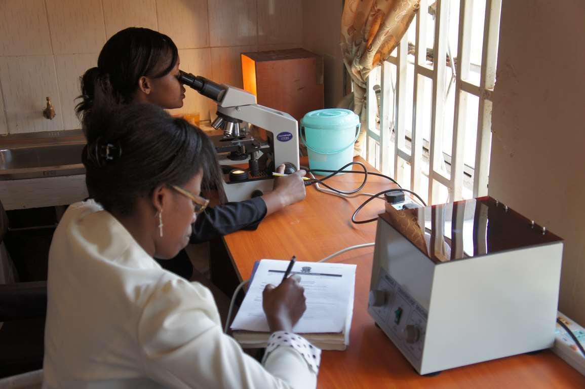 Laboratory Clinic