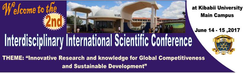 2nd Interdisciplinary International Scientific Conference