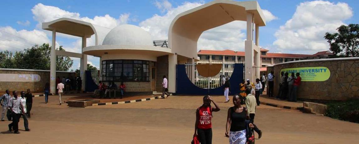 Kibabii University Gate