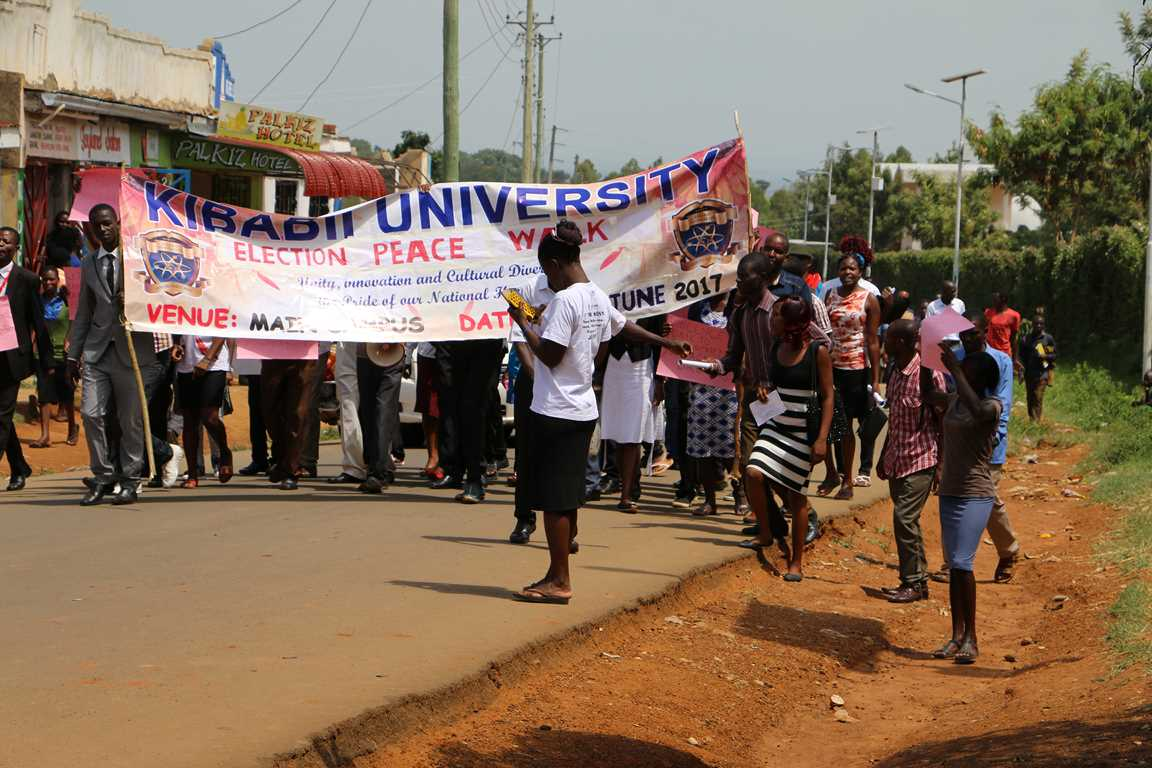 Peace Initiative Campaign Towards 2017 Elections