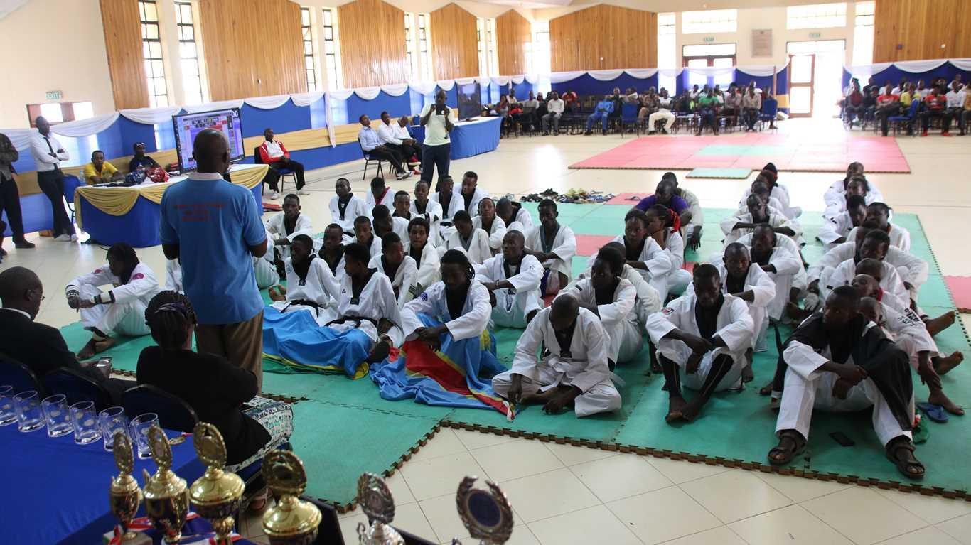 4th Edition Prof. Ipara Open Cup International Taekwondo Championship Gallery