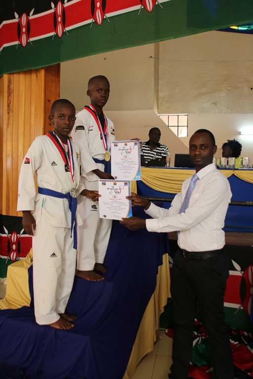 4th Edition Prof. Ipara Open Cup International Taekwondo Championship