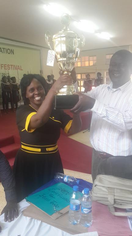 Kibabii University Choir Performance at the 91st Kenya Music Festivals