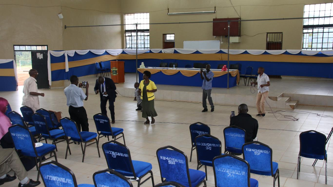 Siku ya Pili ya Kongamano la Kiswahili la CHAKITA Mwaka wa 2017