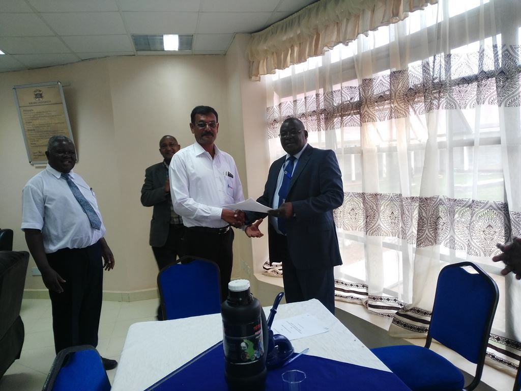 Tender Awarded for the Proposed Women Students Hostel and Associated Works