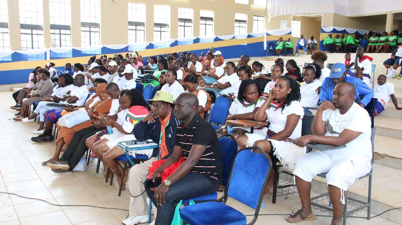 Kibabii University Host WASCO Games