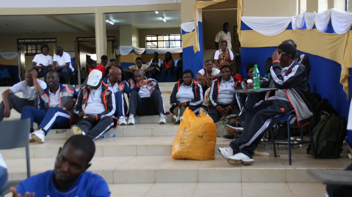Kibabii University Host WASCO Games