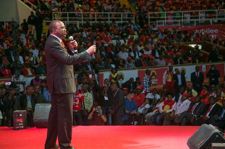 Congratulations President-Elect H.E Hon. Uhuru Muigai Kenyatta