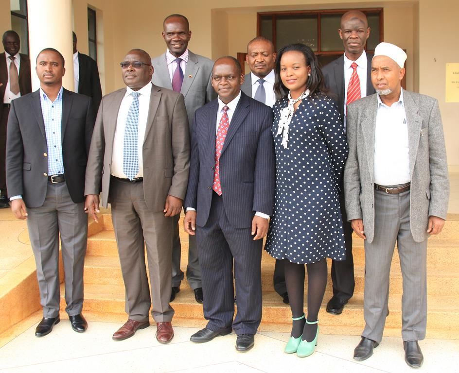 Inaugural Council Meeting