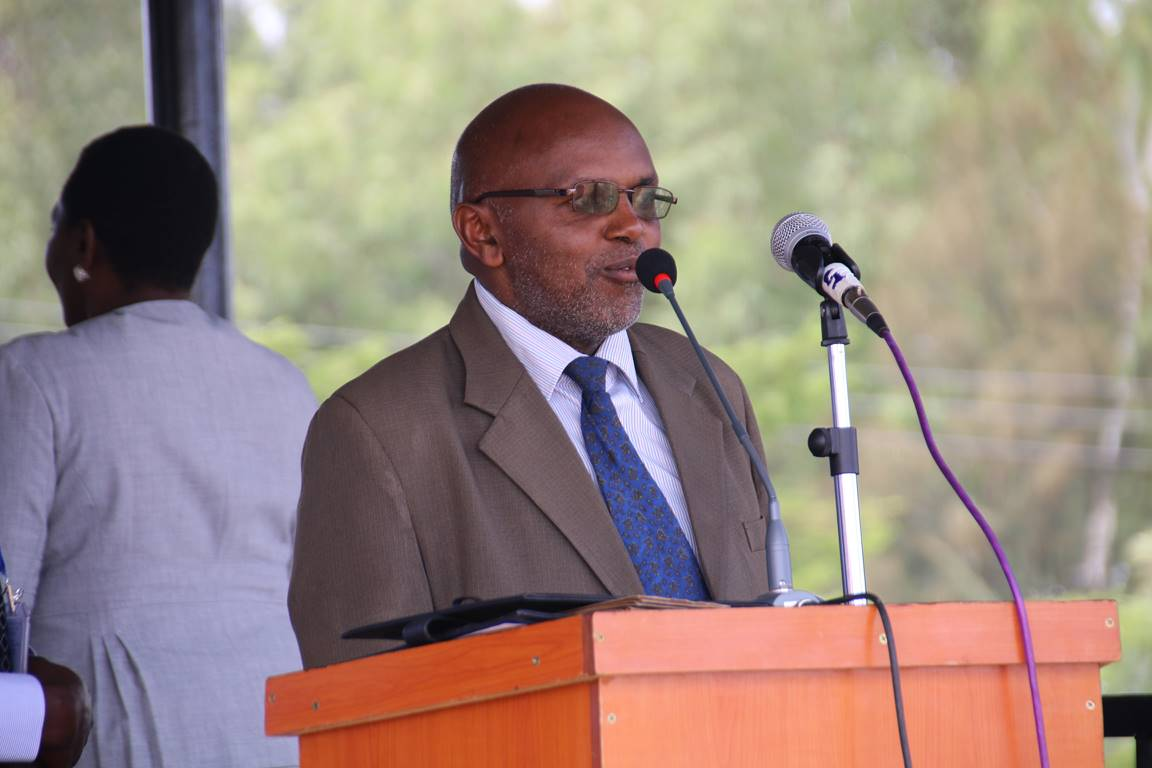 ICT Director at Vice Chancellor Address to New Students 2017/2018
