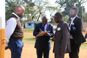 Kibabii University Bungoma ASK Satellite Show 2017 Stand Inspectionb