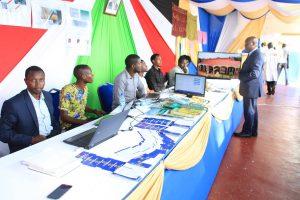 Kibabii University Bungoma ASK Satellite Show 2017 Stand Inspectiond