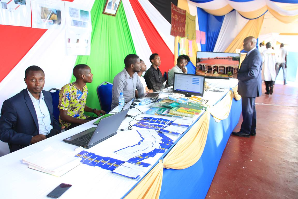 Kibabii University Bungoma ASK Satellite Show 2017 Stand Inspection Gallery