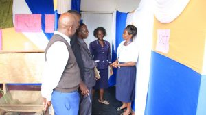 Kibabii University Bungoma ASK Satellite Show 2017 Stand Inspectionh