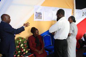 Kibabii University Bungoma ASK Satellite Show 2017 Stand Inspectionj