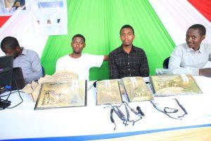 Kibabii University Bungoma ASK Satellite Show 2017 Stand Inspectionk