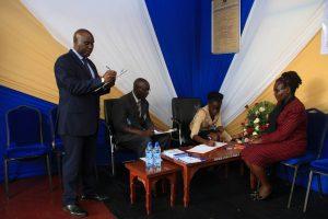 Kibabii University Bungoma ASK Satellite Show 2017 Stand Inspectionq