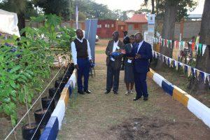 Kibabii University Bungoma ASK Satellite Show 2017 Stand Inspectiont