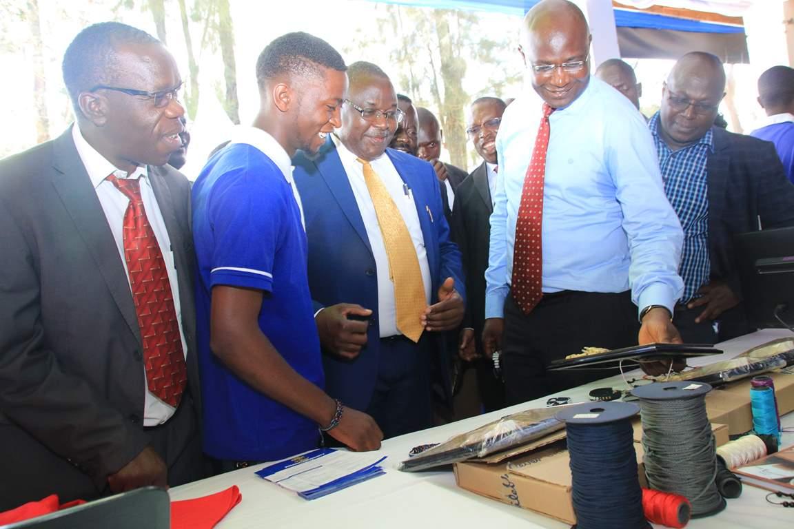 Kibabii University Bungoma ASK Satellite Show 2017 Stand