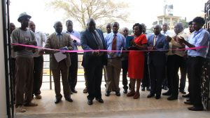 Official Handing Over of Phase II Education Block2