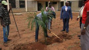 Official Handing Over of Phase II Education Block20
