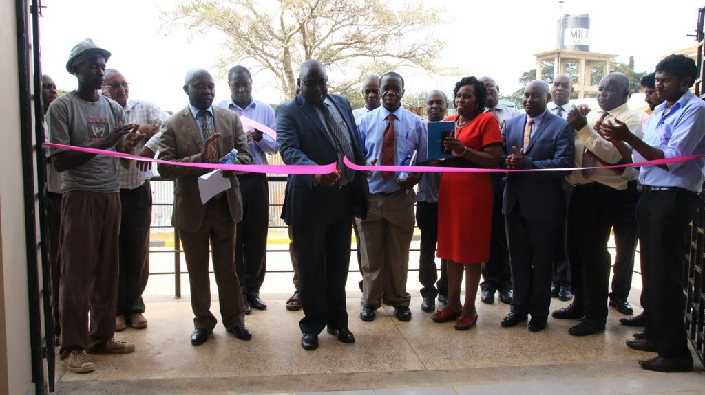 Official Handing Over of Phase II Education Block3