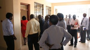 Official Handing Over of Phase II Education Block5