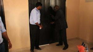 Official Handing Over of Phase II Education Block8