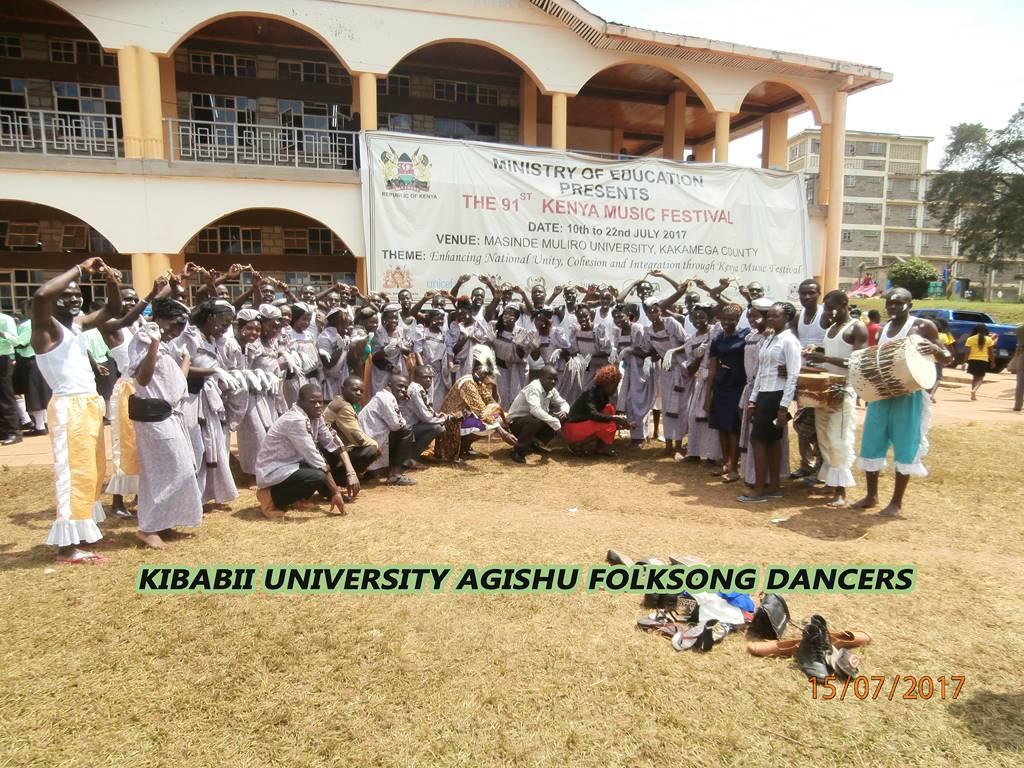 KIBU Shines at the 91st Kenya Music Festival