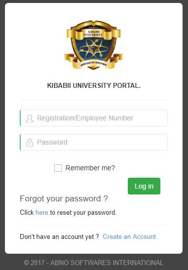 New Portal URL