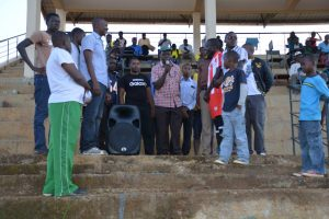 Unveiling Kibabii University Games12