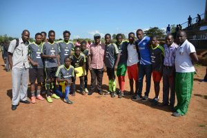 Unveiling Kibabii University Games15