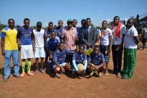 Unveiling Kibabii University Games19