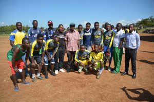 Unveiling Kibabii University Games20