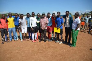 Unveiling Kibabii University Games21