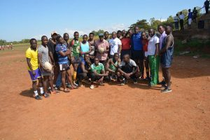 Unveiling Kibabii University Games24