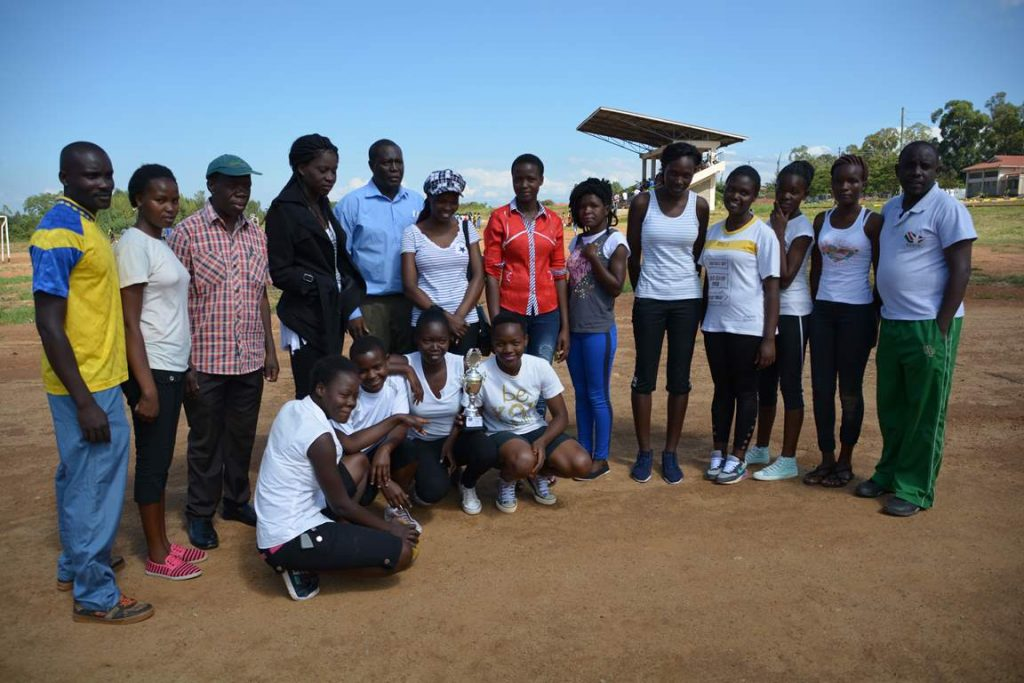 Unveiling Kibabii University Games Gallery