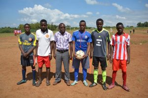 Unveiling Kibabii University Games27