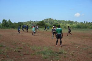 Unveiling Kibabii University Games29